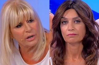 """Gemma Galgani si scaglia contro Barbara De Santi: """"Prendi lo stipendio senza lavorare, scroccona"""""""
