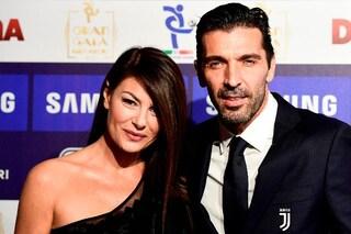 """Ilaria D'Amico: """"Io e Gigi Buffon ci vogliamo bene ma non passiamo la vita avvinghiati"""""""