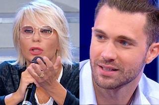 """Corteggiatore di Giulia Quattrociocche vuole fare il tronista, Maria De Filippi: """"Ma sono scema io?"""""""