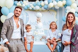 """Mariano Di Vaio e Eleonora Brunacci aspettano il terzo maschietto: """"Il quarto sarà femmina"""""""