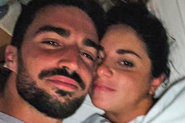 Mariano Di Vaio è diventato papà: Eleonora ha partorito il terzo figlio