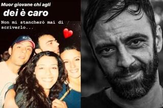Raffaella Mennoia e Stefano Carriero di UeD piangono Federico Palmieri, l'attore morto suicida