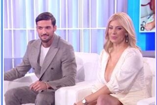 """Paola Caruso presenta il suo fidanzato Moreno Merlo: """"Ero bloccata, ma lui mi ha conquistata"""""""