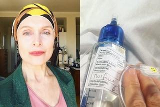 """Sabrina Paravicini in ospedale, è stata operata: """"Mio figlio mi ha chiesto di restare viva"""""""