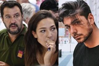 """Rodolfo Salemi e il flirt con la compagna di Salvini: """"La conosco ma la storia è inventata"""""""