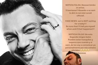 """Tiziano Ferro e il figlio in arrivo, lui smentisce tutto: """"Basta fake news! Quando sarà, lo dirò io"""""""