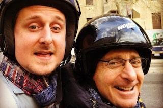 """Paolo Bonolis: """"Per mio figlio Stefano ho sofferto, l'ho cresciuto fino ai 4 anni e poi l'ho perso"""""""