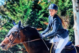 """Antonella Mosetti: """"Mia figlia Asia rifiuta la televisione, si è dedicata all'equitazione"""""""