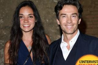 """Alessio Boni e Nina Verdelli presto genitori: """"Sarà a marzo, è arrivato a sorpresa"""""""