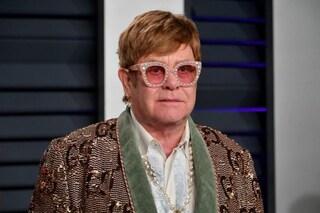 """Elton John: """"Ho avuto un cancro alla prostata seguito da un'infezione, 24 ore in più e sarei morto"""""""