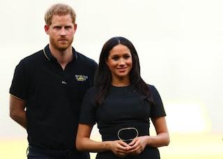"""Il Principe Harry contro la stampa britannica: """"Meghan è vittima di media spietati e maliziosi"""""""