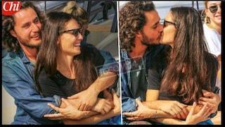Marica Pellegrinelli e Charley Vezza fuga d'amore alle Baleari