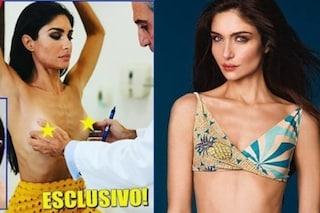 """Ambra Lombardo: """"Ho rifatto il seno perché troppo magra, ho perso peso a causa di un amore violento"""""""