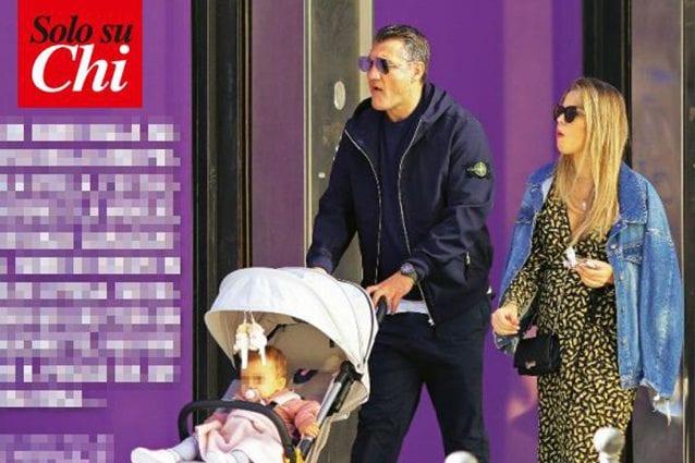 Costanza Caracciolo di nuovo incinta: Christian Vieri papà bis
