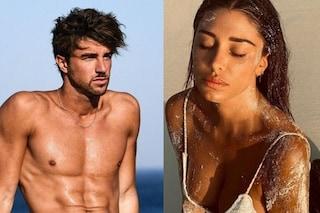 """""""Flirt tra Belen Rodriguez e Andrea Damante"""": lei stava con Andrea Iannone, lui con Giulia De Lellis"""