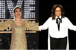 Barbara d'Urso su Instagram ha più di 2 milioni di follower, ma segue solo Oprah Winfrey