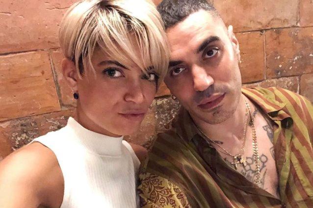Elodie racconta come è nata la storia d'amore con il rapper Marracash
