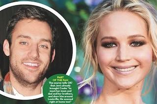 Jennifer Lawrenceha sposato Cooke Maroney: le foto e gli invitati, da Adele a Emma Stone
