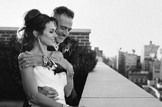 Jeffrey Dean Morgan ha sposato Hilarie Burton, a nozze l'attore di The Walking Dead