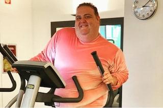 """Francesco Nozzolino: """"Ho deciso di farmi operare"""", farà l'intervento di aspirazione del grasso"""