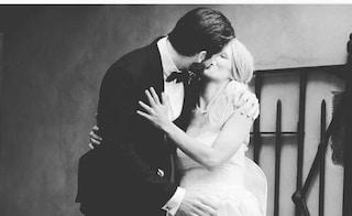 """Michelle Hunziker festeggia i 5 anni di matrimonio con Tomaso Trussardi: """"Emozione fortissima"""""""