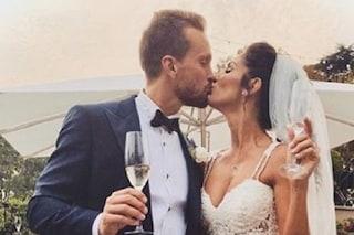 Vera Santagata ha sposato Dino Lanaro, a nozze la ex professoressa de L'eredità