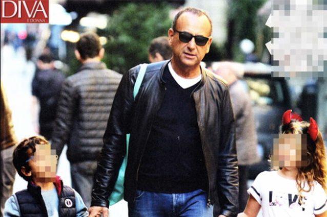 Carlo Conti e il rapporto con Stella Frizzi, la figlia di Fabrizio