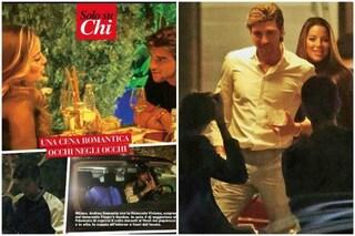 Andrea Damante dopo le voci sul flirt con Belen, paparazzato con una nuova fiamma a Milano