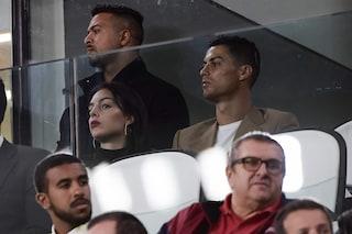 """I mal di pancia di Cristiano Ronaldo e Georgina Rodriguez: """"Lui tradisce lei con una modella"""""""