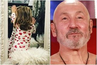 """La figlia di Maurizio Battista sta meglio, il comico: """"Grazie a tutti"""""""
