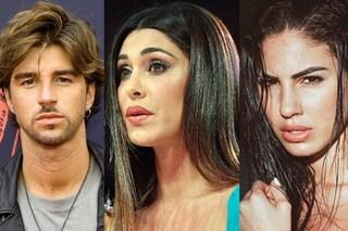 """Belen Rodriguez sul flirt con Andrea Damante e la rivalità con Giulia De Lellis: """"Notizie deliranti"""""""