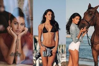 Calendario 2020 di Miss Italia con Carolina Stramare: dai tatuaggi alla passione per l'equitazione