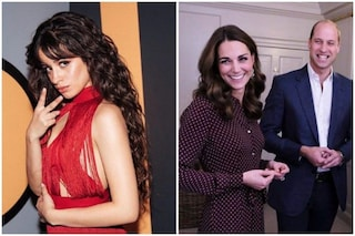 "Camila Cabello confessa: ""Ho rubato a Kensington Palace. Scusatemi William e Kate"""
