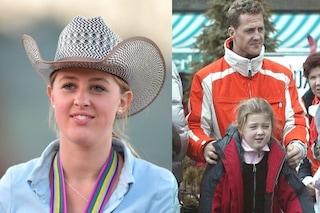 Chi è Gina Maria Schumacher, la figlia di Michael campionessa di equitazione