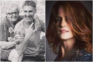 """Chiara Giordano criticata per il silenzio sulla mamma di Raoul Bova: """"La vita vera non è sui social"""""""