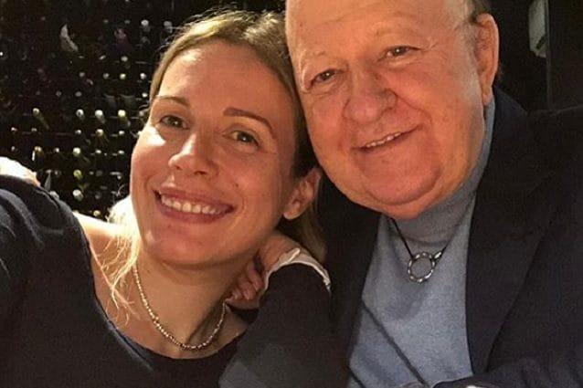 Massimo Boldi sulla fidanzata Irene: