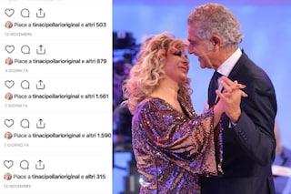 "Tina Cipollari ""corteggia"" Juan Luis Ciano su Instagram alle spalle di Gemma Galgani"