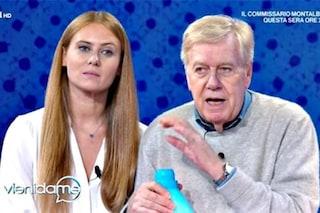 """Claudio Lippi: """"Sono stato un padre assente per mia figlia, la madre le ha fatto anche da papà"""""""