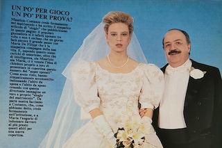 La verità sulla foto di Maurizio Costanzo e Maria De Filippi: come fu pubblicata nel 1992 e perché