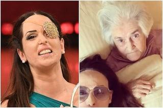 """Lutto per Gessica Notaro, è morta la nonna: """"Eri e sarai la nostra guida"""""""