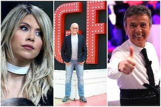 Grande Fratello Vip in onda a gennaio: Alfonso Signorini conduttore, Pupo e Wanda Nara opinionisti
