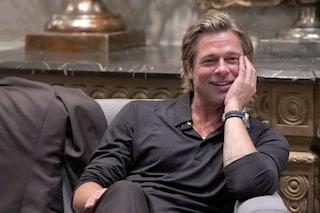 """Brad Pitt smentisce tutti i suoi flirt: """"Sono ufficialmente single"""""""