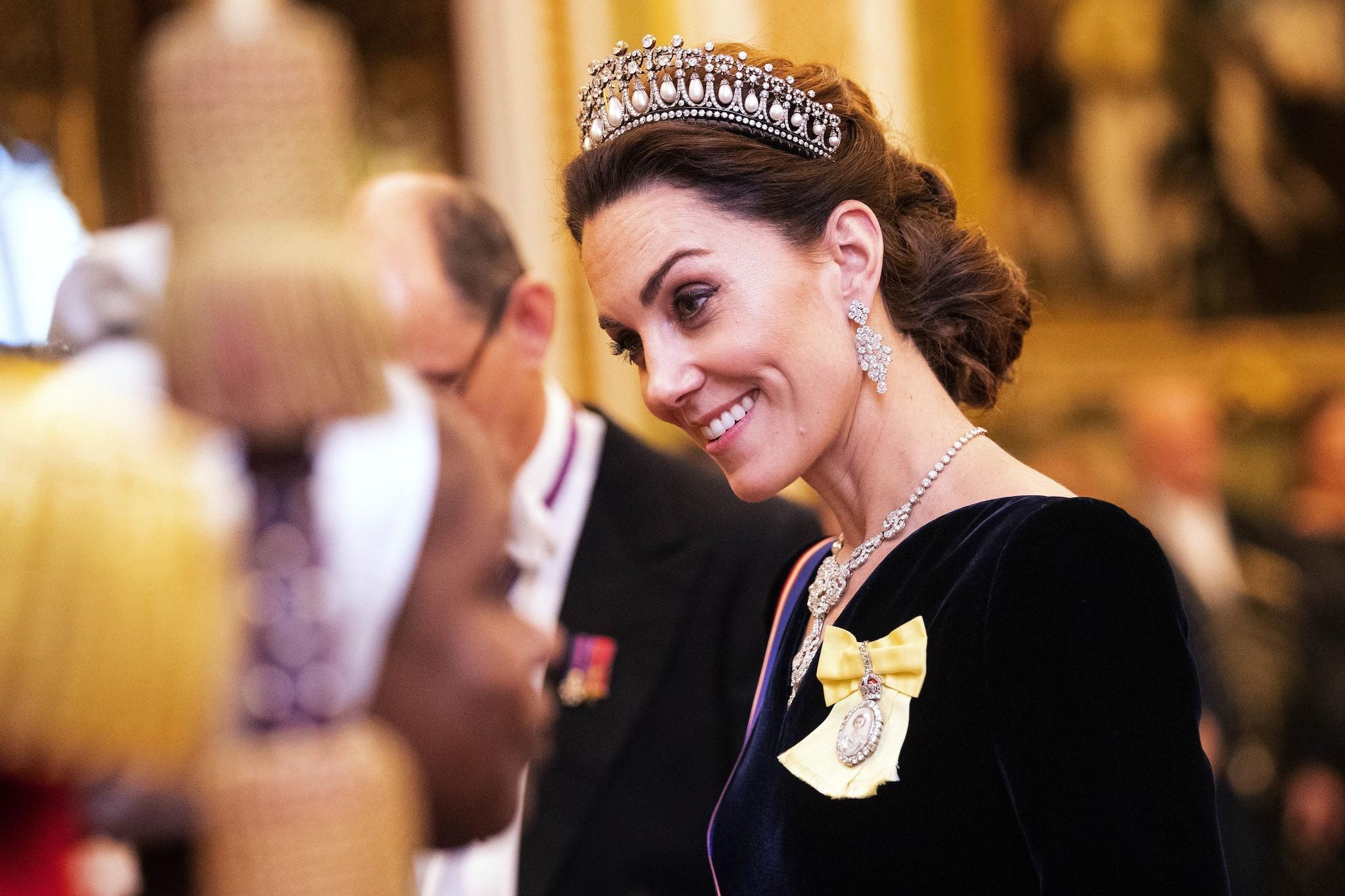 Kate Middleton come Lady D: stupisce Buckingham Palace