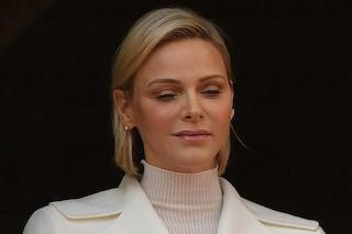 """Charlene di Monaco: """"Anno terribile, ho perso due amici in pochi giorni. Ecco perché non sorrido"""""""