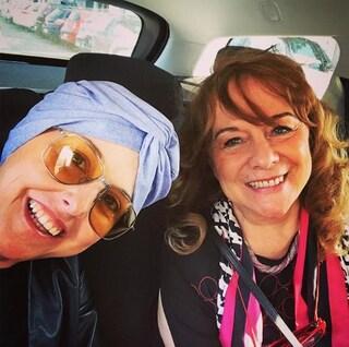 """La madre di Nadia Toffa: """"Era un turbine di energia, io non la sento ancora morta"""""""