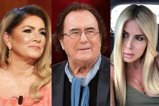 """L'appello di Al Bano a Loredana Lecciso e Romina Power: """"Cerco la pace, si stringano la mano"""""""
