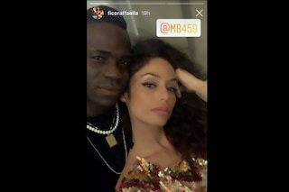 Raffaella Fico insieme a Mario Balotelli, la foto social scatena il gossip sul ritorno di fiamma