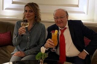 """Massimo Boldi e Irene Fornaciari vicini alle nozze: """"Sto pensando di sposarla"""""""