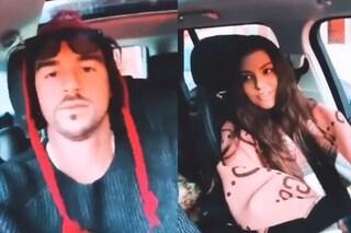Andrea Damante e Claudia Coppola allo scoperto, primo video di coppia: chi è la fidanzata del Dama