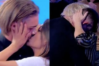Giulia Quattrociocche sceglie Daniele Schiavon, Maria De Filippi consola Alessandro che piange
